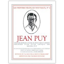 """Réédition """"La nouvelle revue française"""" Jean Puy"""""""